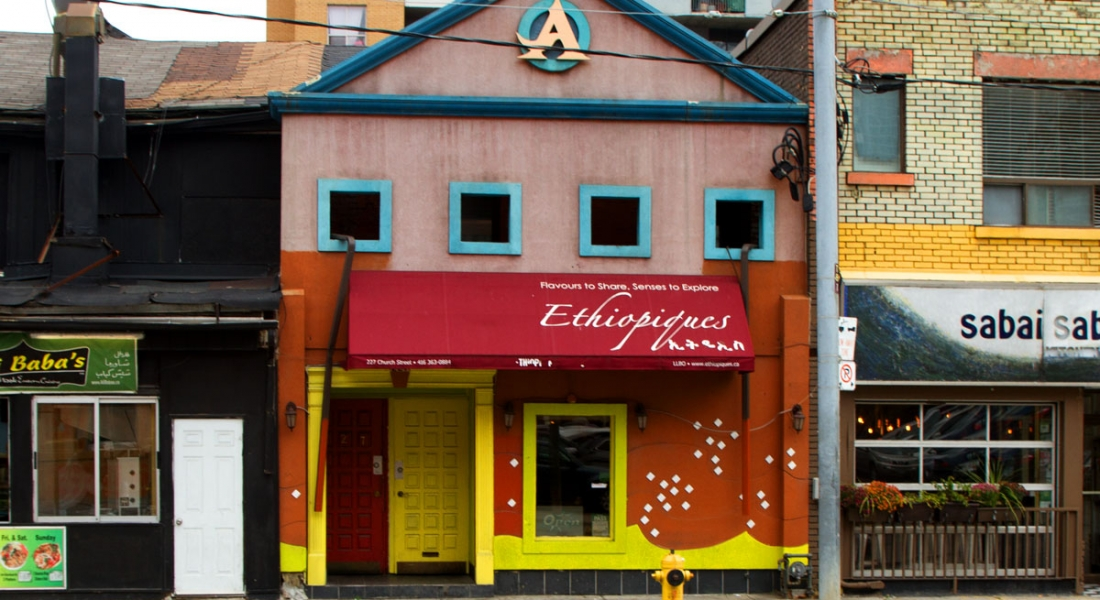 Ethiopiques Restaurant is Rooted in Tradition and Inspired by Contemporary Cuisine