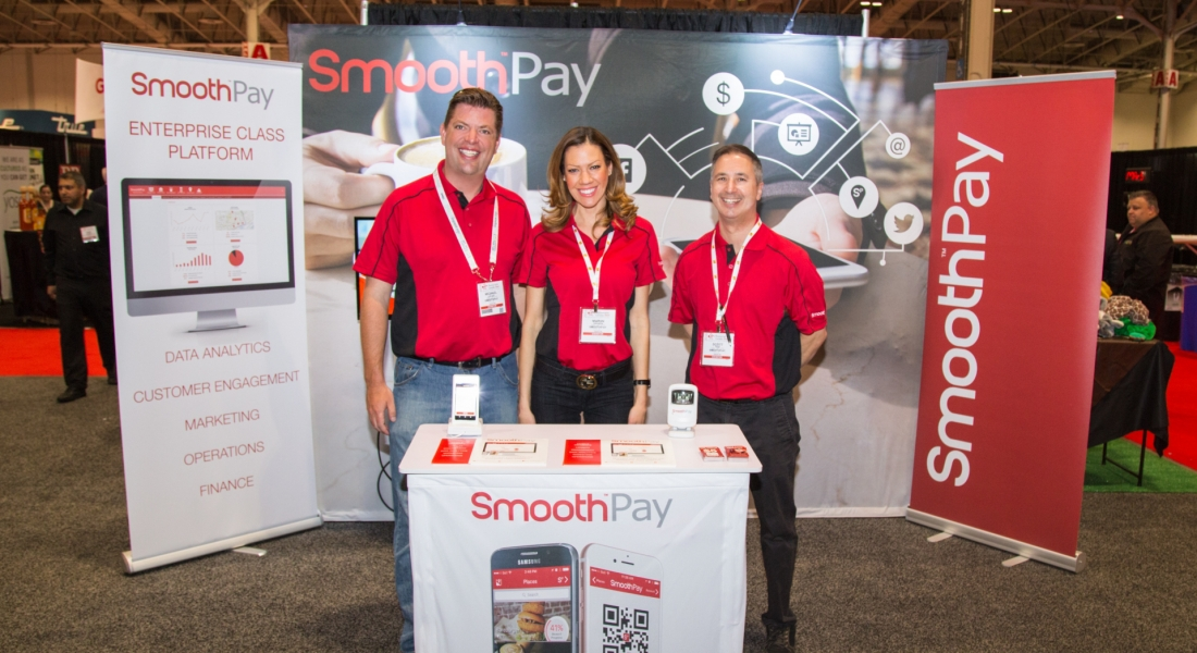 SmoothPay exhibiting at Restaurants Canada 2014 CRFA Show