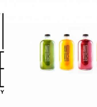Get Locally-Sourced and Organic Cold Pressed Juices at Anti Vice Juicery
