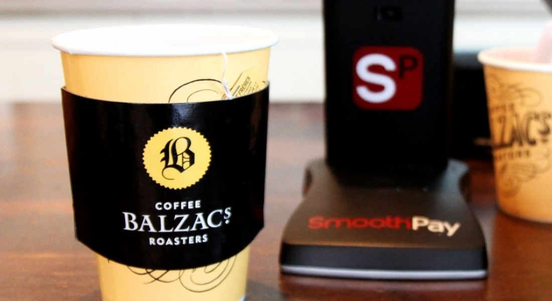 Balzac's Launches New App with Mobile Payment and Loyalty – Powered by SmoothPay