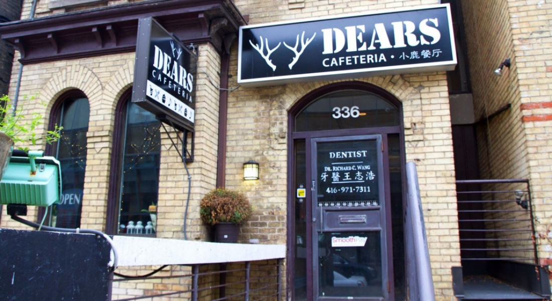 Dears Cafeteria Is A Taiwanese Cafe Serving Cube Toast