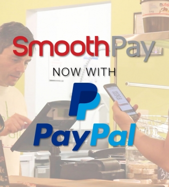 SmoothPay upgrades mobile payment platform by adding PayPal
